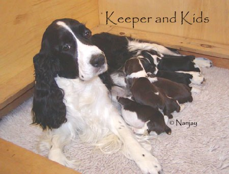 Keeper and Kids